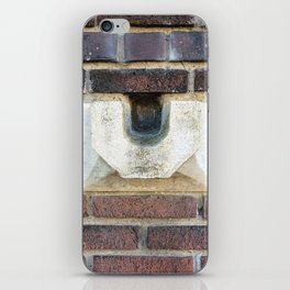 Old Waterspout iPhone Skin