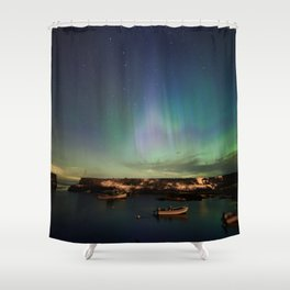 Lanescove Aurora Shower Curtain