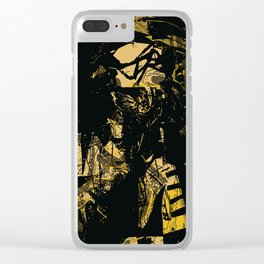 Sting Clear iPhone Case