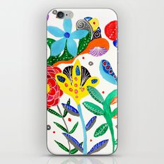 Dreaming in the garden iPhone & iPod Skin