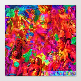 MaYhEmIc Miscellania: ZUMALOOM 25 Canvas Print