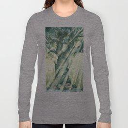 Acuarella wood Long Sleeve T-shirt