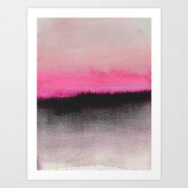 Double Horizon Art Print