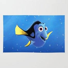 Finding Dory Rug