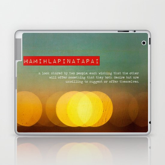 Twitterpatted  Laptop & iPad Skin