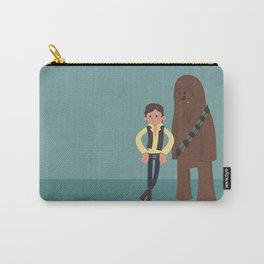 Han & Chewie, The Rogues Carry-All Pouch