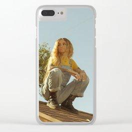 Kehlani 8 Clear iPhone Case
