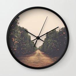 Vanish Wall Clock