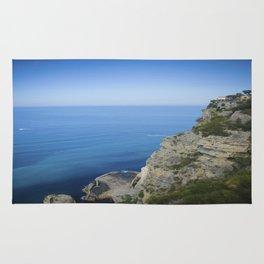Amalfi coast 3 Rug