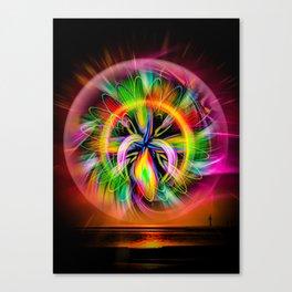 Fertile imagination 5 Canvas Print