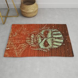 Abstract Maiden ( Limited 01 / 50#) Rug