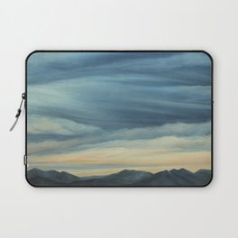 View from Hamburg Mountain Laptop Sleeve