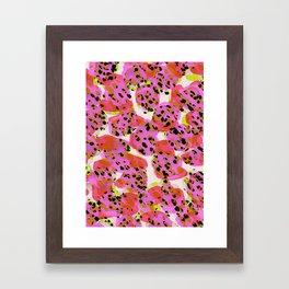Pattern 94 Framed Art Print