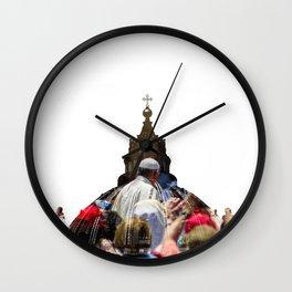 St. Peter's Keyholder Wall Clock