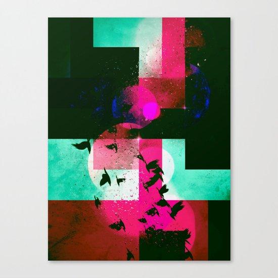 byrdbryyn Canvas Print