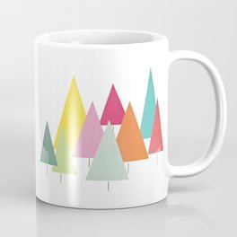 Fir Trees Coffee Mug