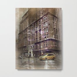 jaywalk Metal Print