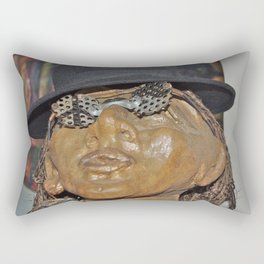 View Peace Rectangular Pillow