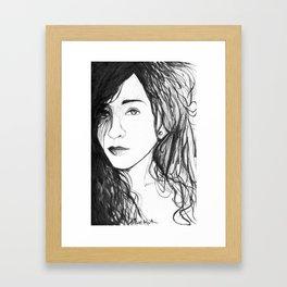 The Italian  Framed Art Print