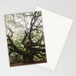 The Angel Oak Stationery Cards