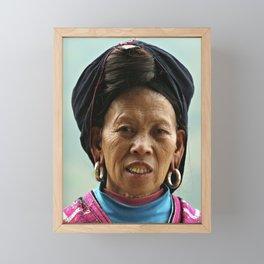 People of China #2 Framed Mini Art Print