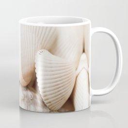 Sea snails and molluscs empty shells Coffee Mug
