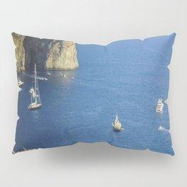 Capri, Amalphi Coast, Italy 7 Pillow Sham