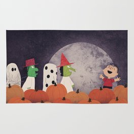 The Great Pumpkin Rug
