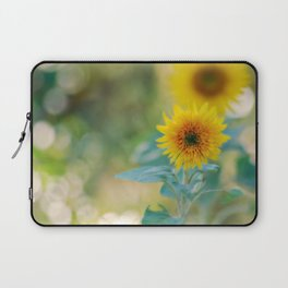 Kelly's Sunflowers Laptop Sleeve