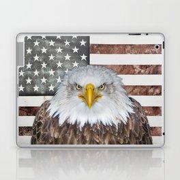 American Bald Eagle Patriot Laptop & iPad Skin