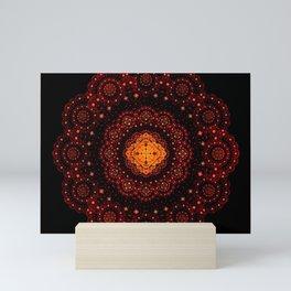 One mind. Mini Art Print