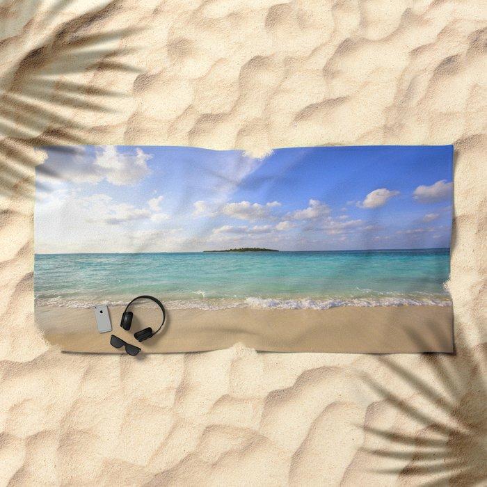 Beach Beach Towel