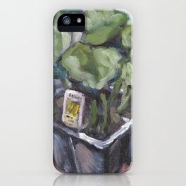 six pack iPhone Case