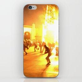 The Zombie Apocalypse  iPhone Skin