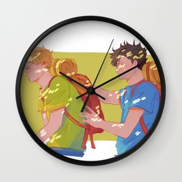 Haikyuu - Kurotsuki 15 Wall Clock