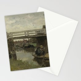 Jacob Maris - The Bridge Stationery Cards
