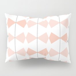 Pretty Bows All In A Row Pillow Sham