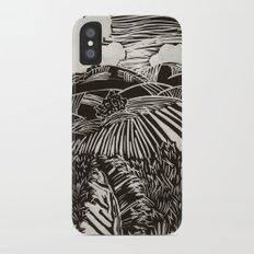 California Hills iPhone X Slim Case