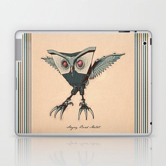 ANGRY BIRD METAL Laptop & iPad Skin