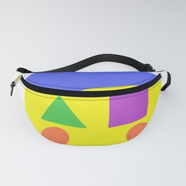 Mister Mathematic Fanny Pack