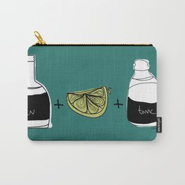 Gin and Tonic Carry-All Pouch