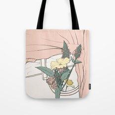 Pocket Plants Tote Bag