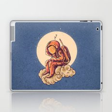 Why in the cloud Laptop & iPad Skin