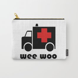 Ambulance Wee Woo Carry-All Pouch