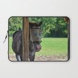 Funny Face Laptop Sleeve