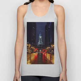 City of Brotherly Love Unisex Tank Top