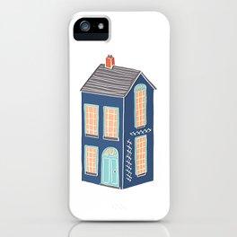 Little Townhouse iPhone Case