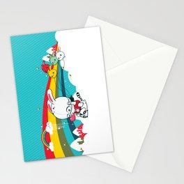 Mascaramella Stationery Cards