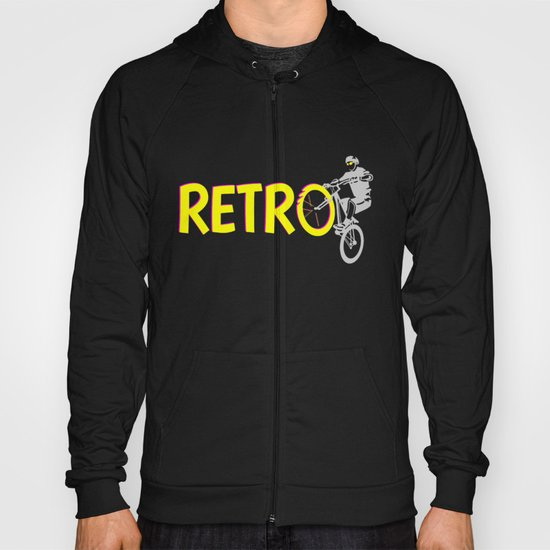 Retro Bike Hoody