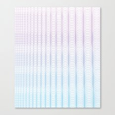 Circle Gradient Canvas Print